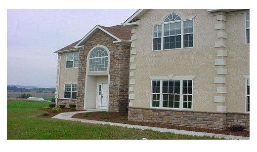 exterior finishes for residential homes. e.i.f.s. (exterior insulation and finish systems) exterior finishes for residential homes